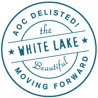 White Lake Delisted Logo
