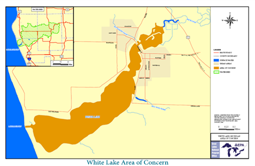 White Lake Area of Concern